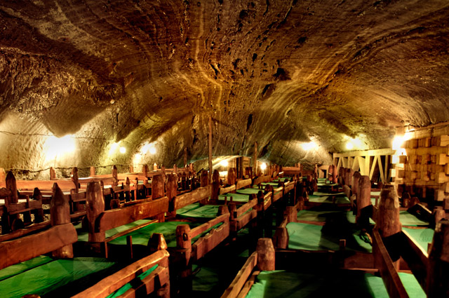Salt Mine Bochnia Tours