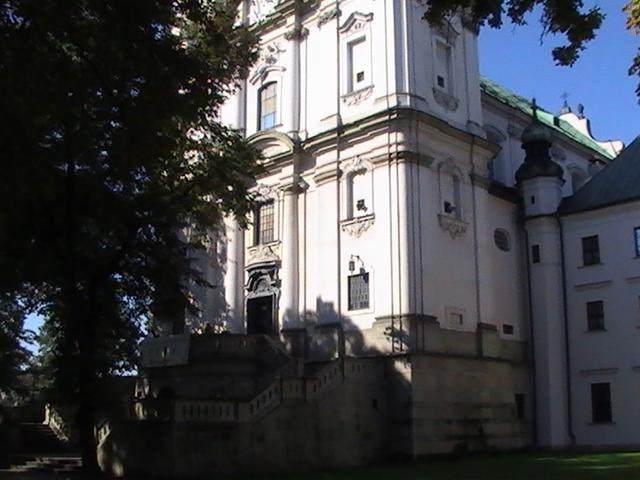 Church on Skałka
