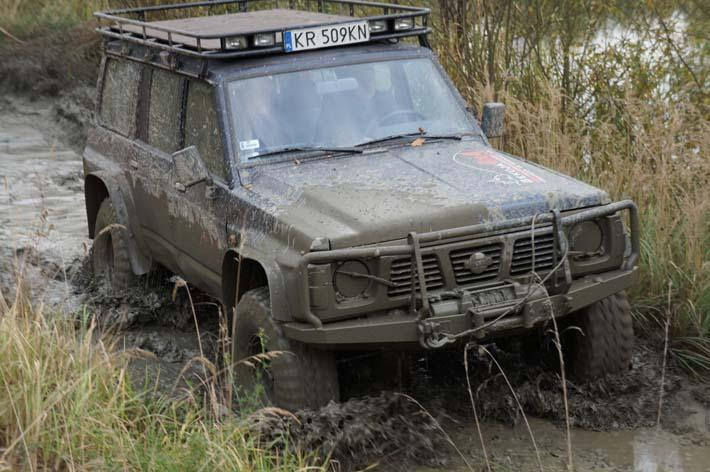 Krakow off roading