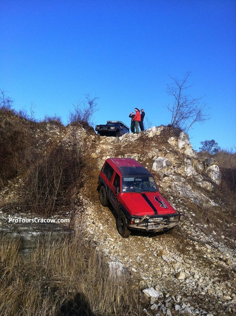 off road krakow trips